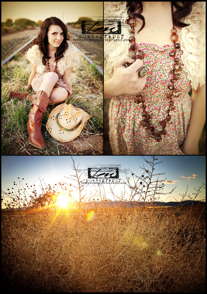 country senior, railroad tracks senior,phoenix senior photography,