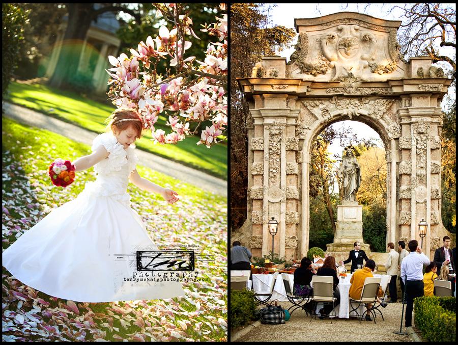 Italian wedding florence italy