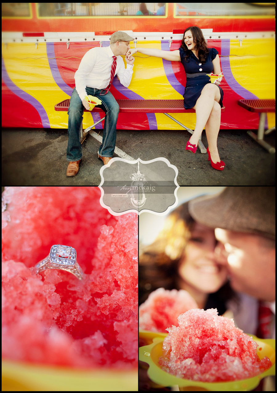 fair engagement photographer phoenix unique engagement