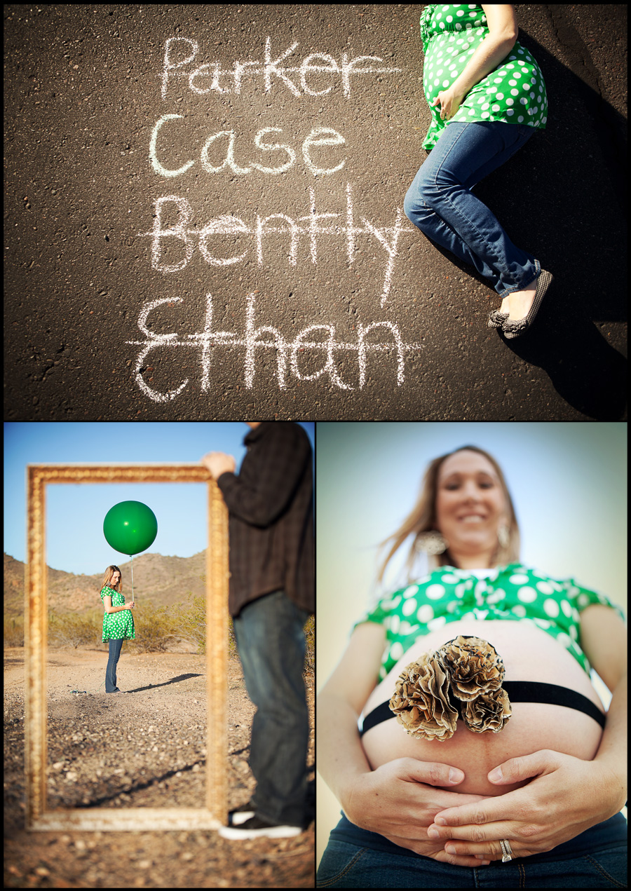 Fun Maternity photography