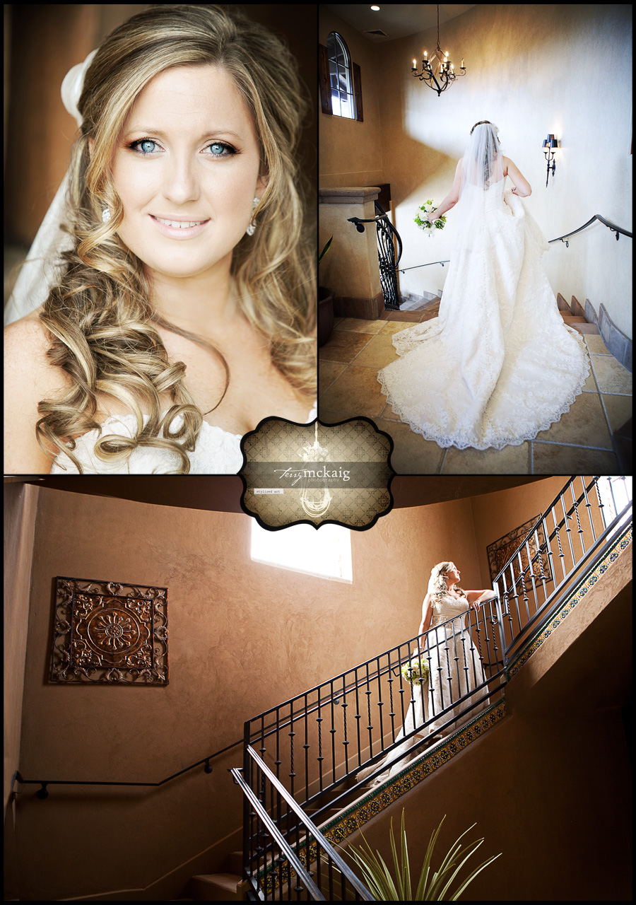 Desert wedding Blackstone Country Club Phoenix wedding photographer