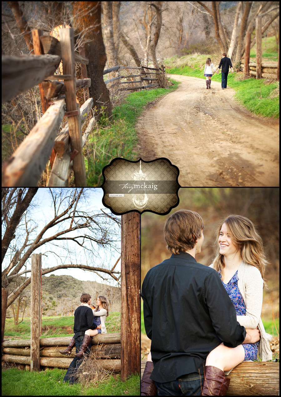 Farm country engagement phoenix engagement photographer
