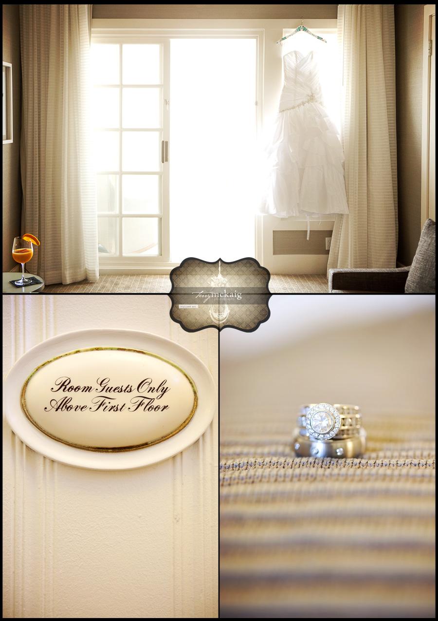 coronado hotel del beach wedding