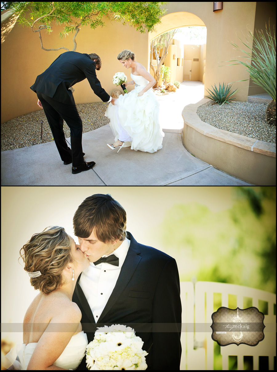 phoenix wedding photographer copper wynd fountain hills wedding