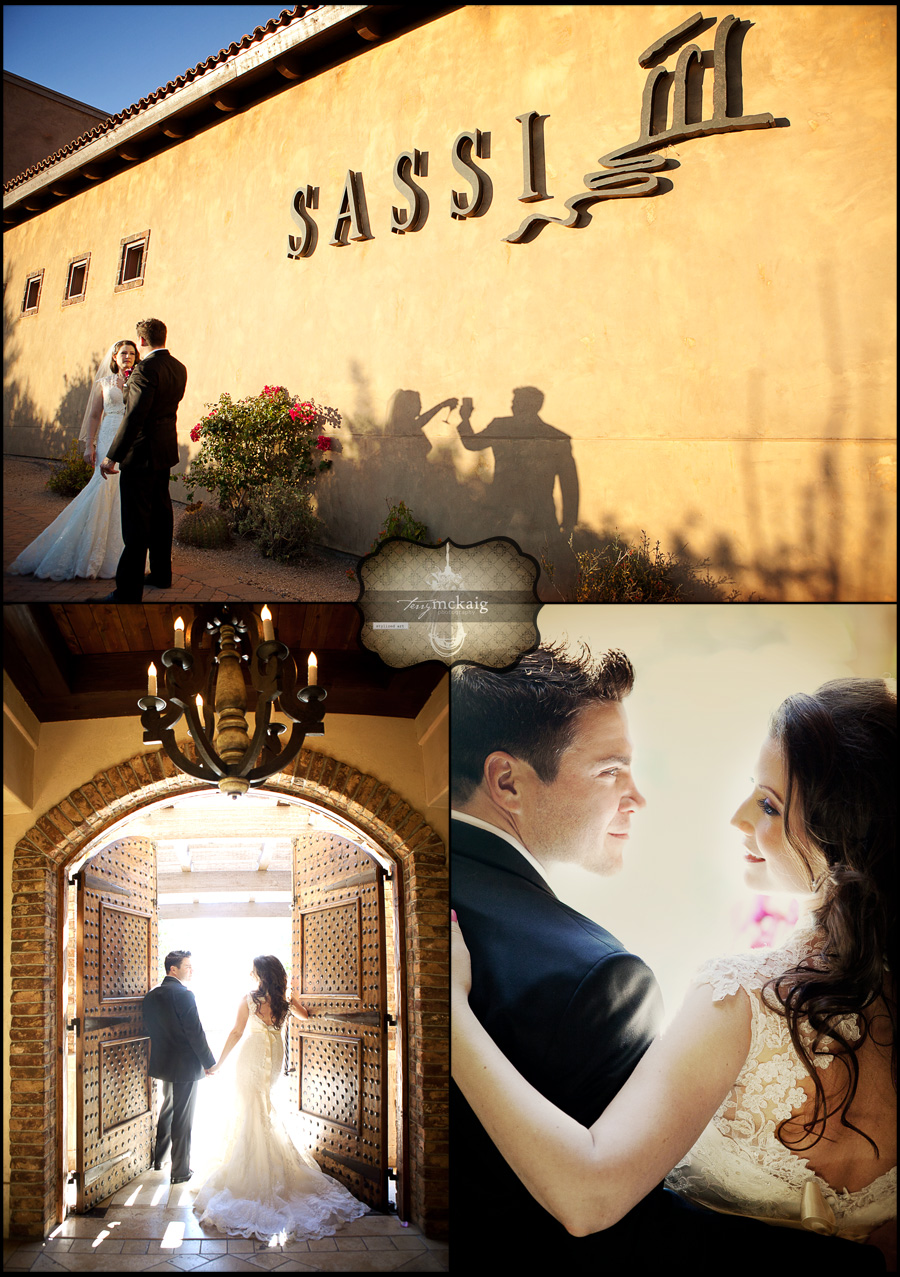 Sassi Scottsdale desert wedding Four Season's Scottsdale