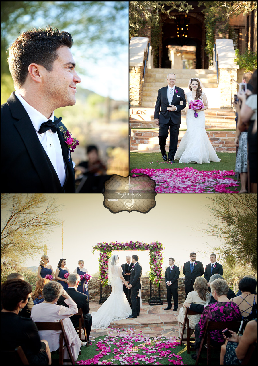 Sassi Scottsdale wedding Four Seasons Scottsdale