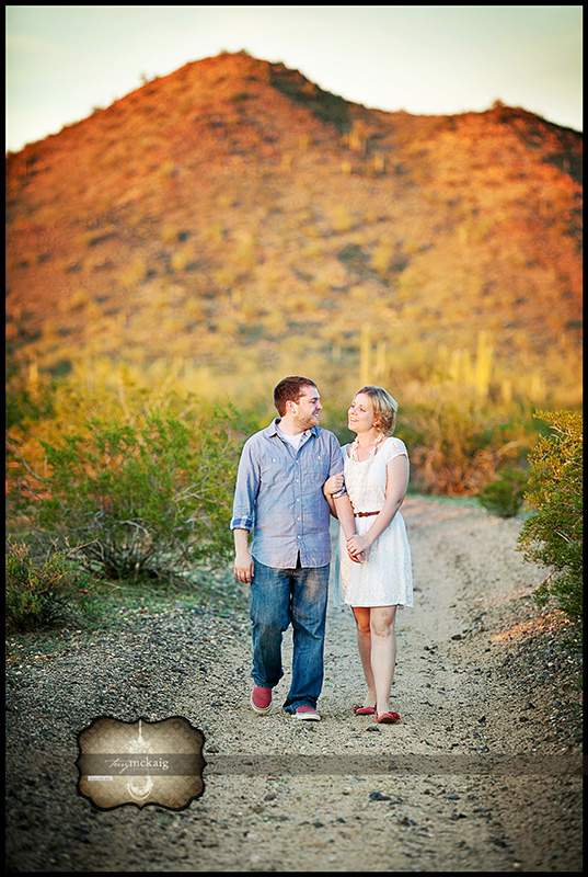 desert vintage session phoenix engagement photographer