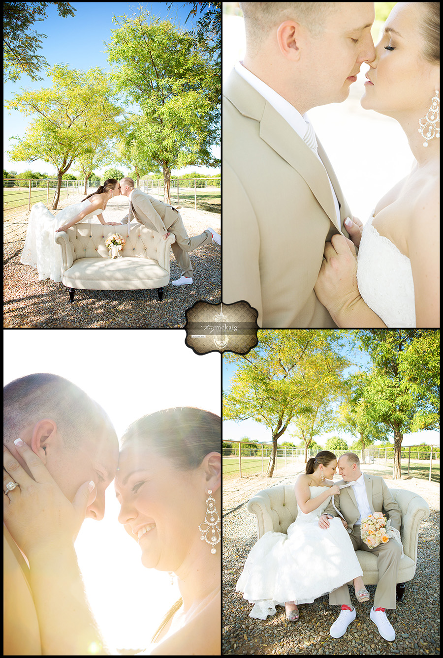 Country vintage wedding phoenix wedding photographer