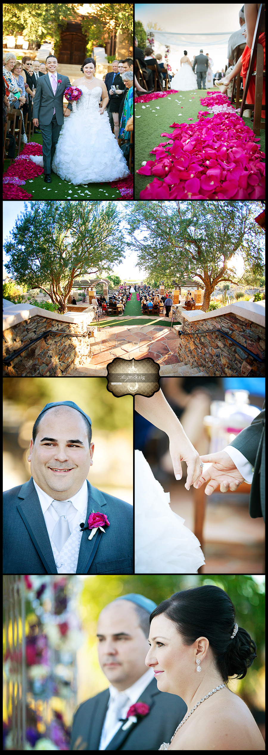 Sassi Scottsdale Desert Wedding Terry McKaig Photography