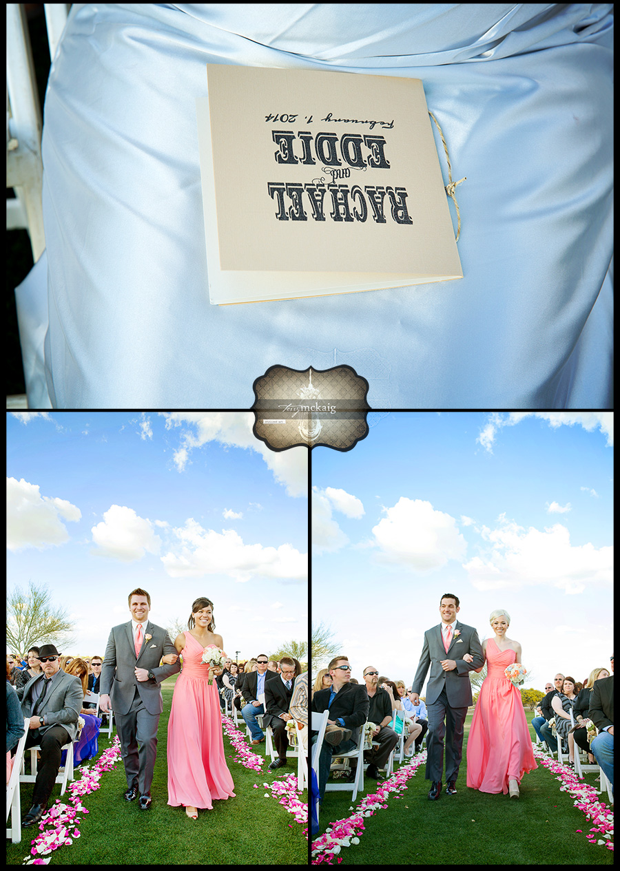 Seville Country Club Wedding Terry McKaig Photography elegant desert wedding