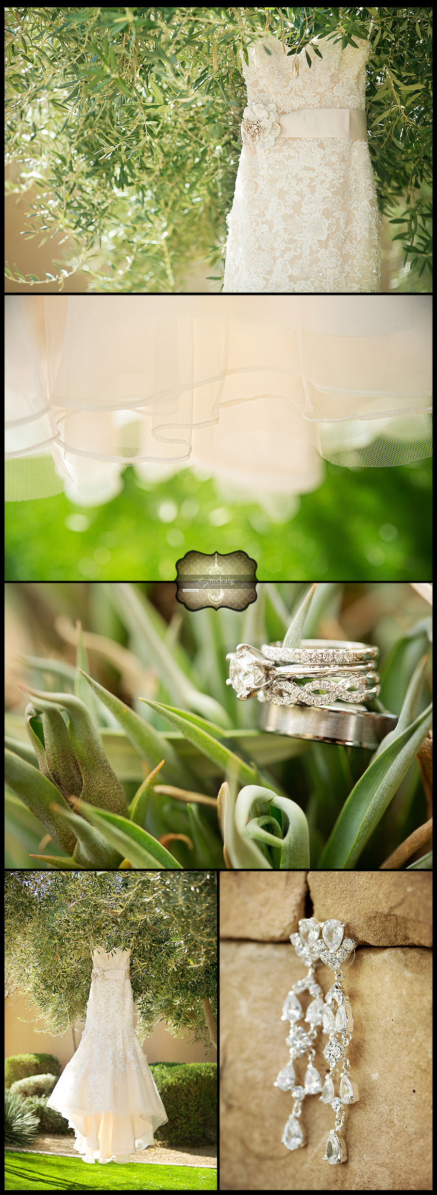 Seville country club Terry McKaig Photography romantic desert wedding