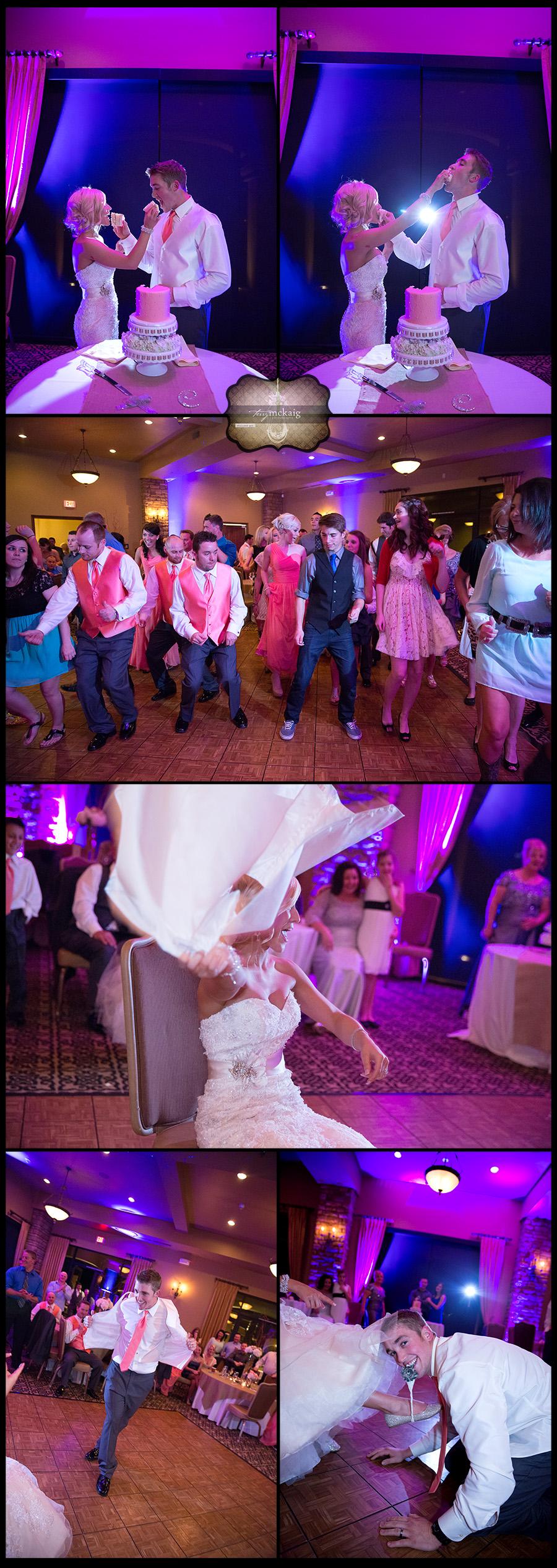 Seville Country Club Terry McKaig Photography elegant desert wedding