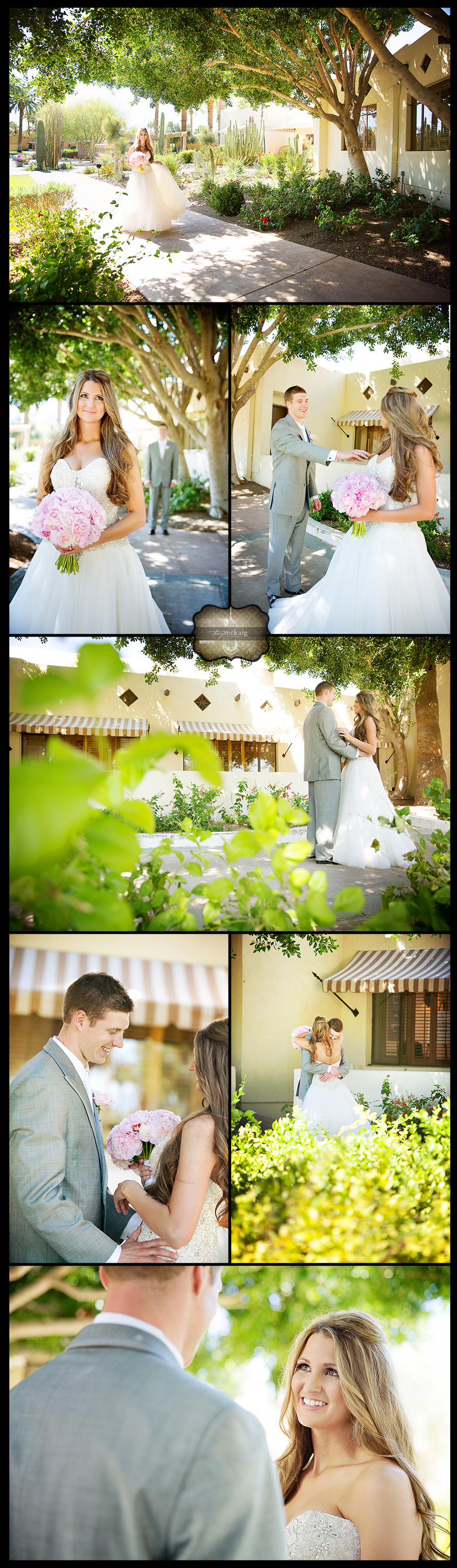 Wigwam resort wedding romantic desert wedding Terry McKaig Photography