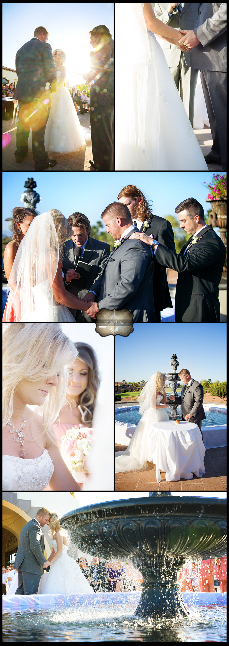 romantic desert wedding Terry McKaig Photography Corta Bella