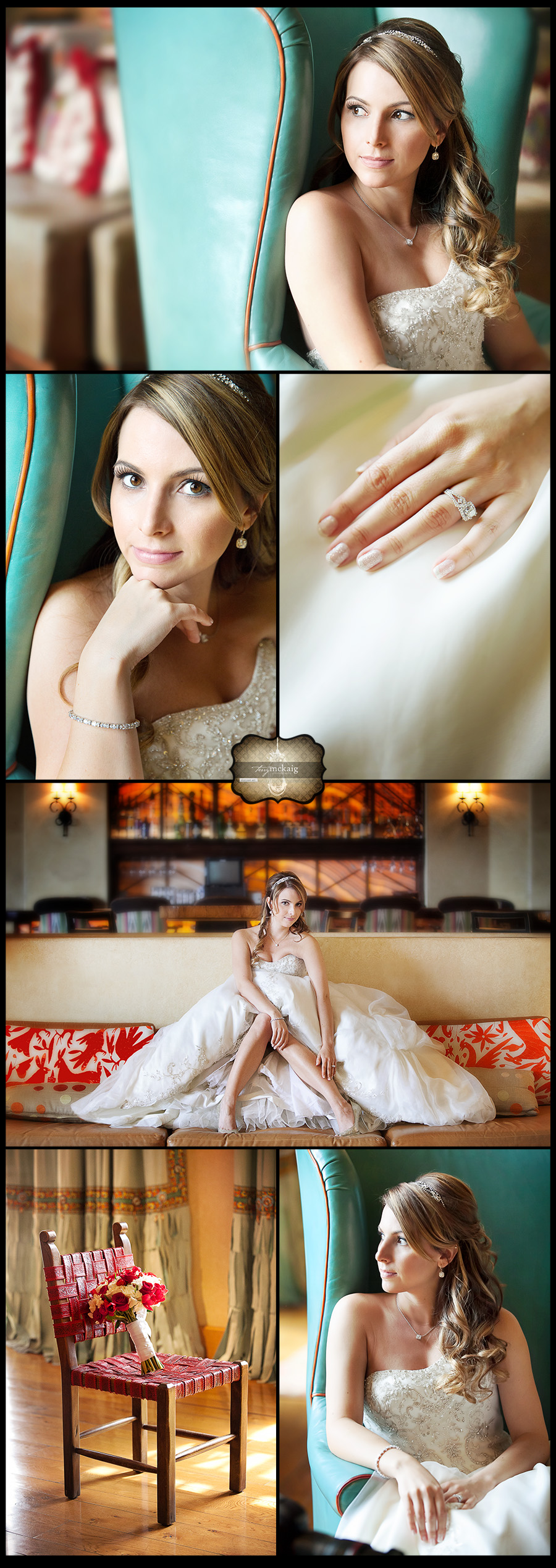Four Seasons Scottsdale wedding bridals Terry McKaig Photography