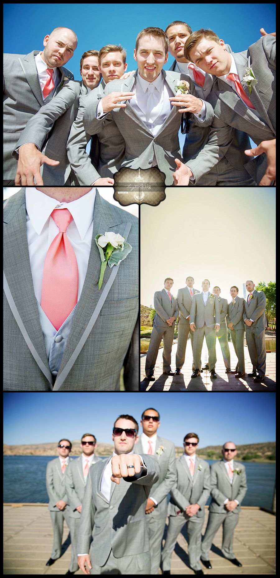 Prescott lake wedding Terry McKaig Photography weddings