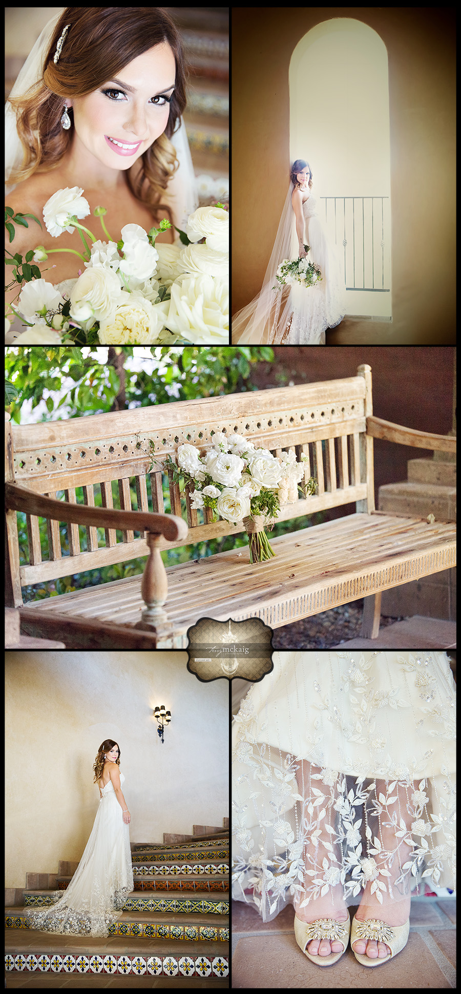 Blackstone Country Club elegant desert wedding Terry McKaig Photography