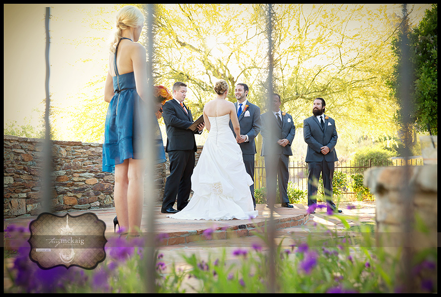 Sassi wedding romantic desert wedding Terry McKaig Photography