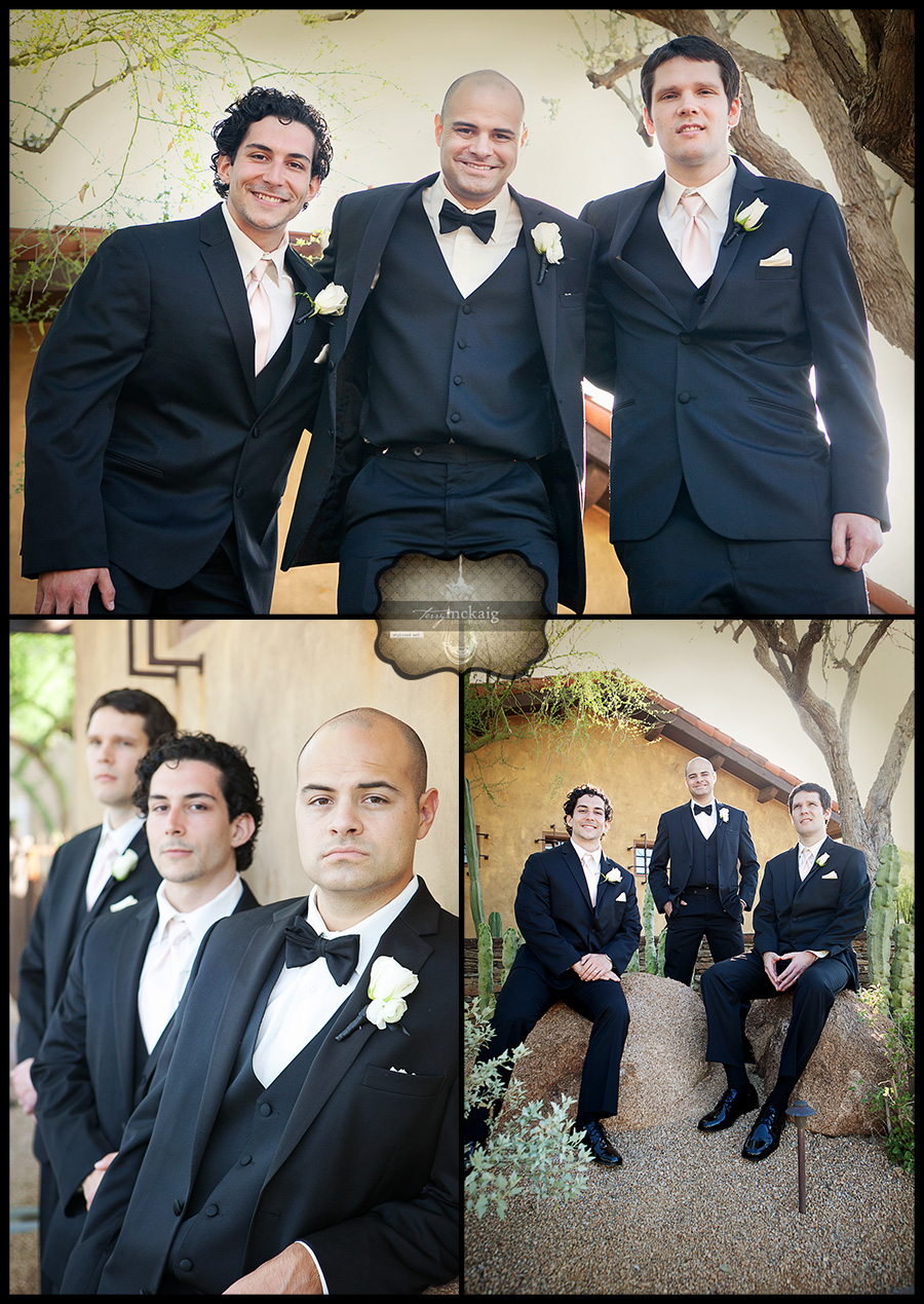 Sassi Scottsdale wedding party Terry McKaig Photography weddings