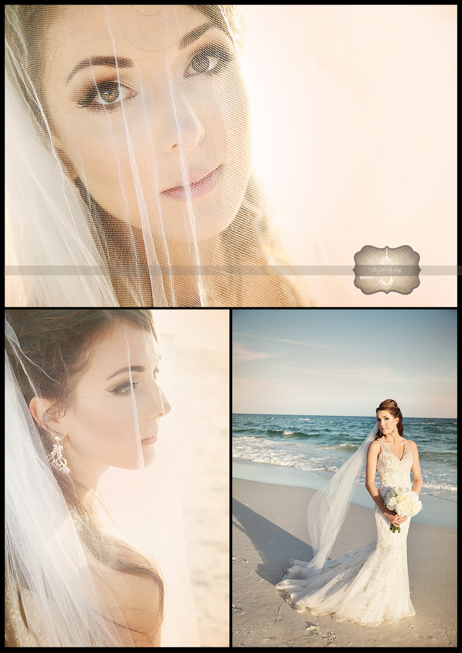 Destin Florida beach wedding Terry McKaig Photography destination weddings