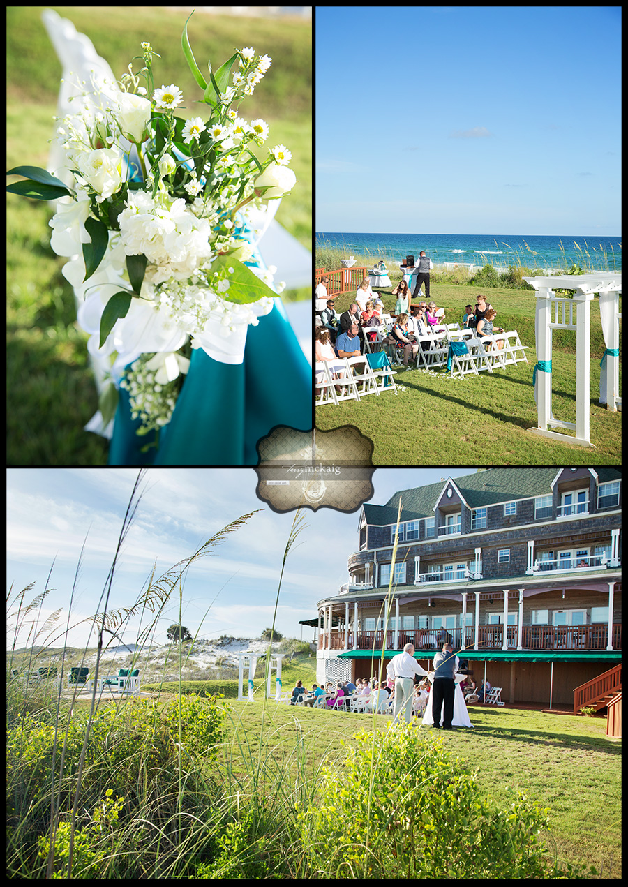 Destin Beach Florida Wedding Terry McKaig Photography destination weddings