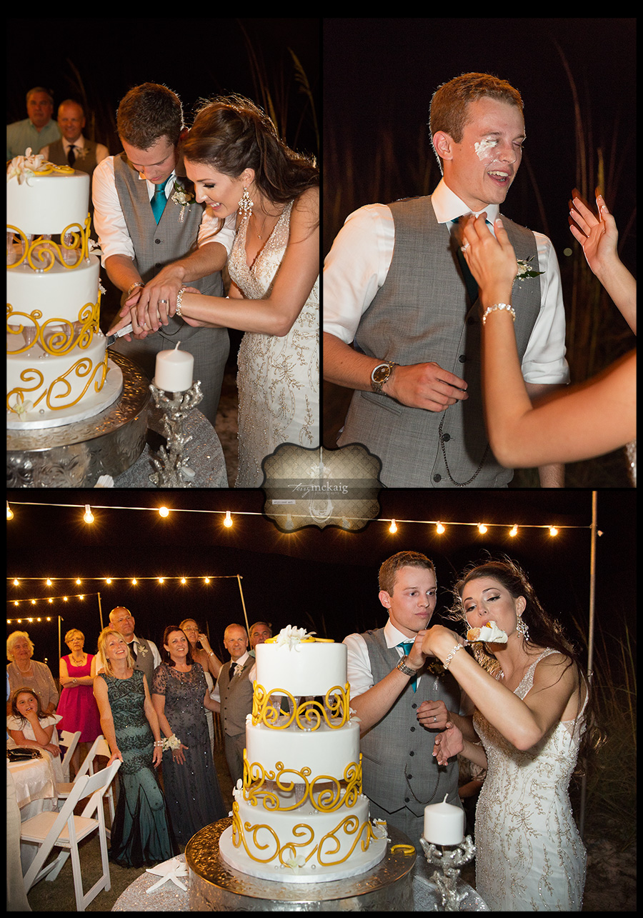 Destin Beach Wedding Terry McKaig Photography Destination Wedding Henderson Inn