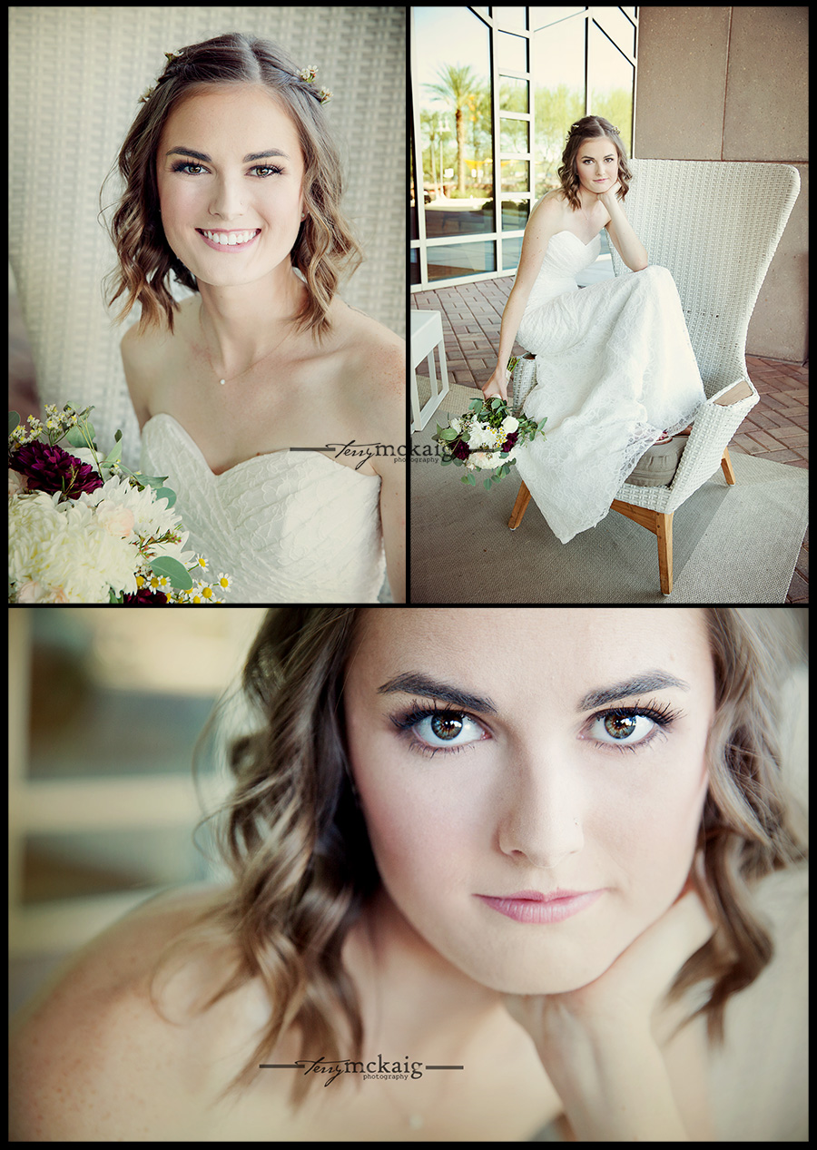 Arizona bride Terry McKaig Photography farm land wedding