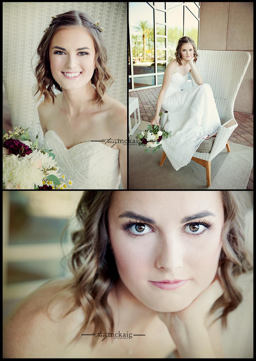 Arizona bride Terry McKaig Photography farm land wedding