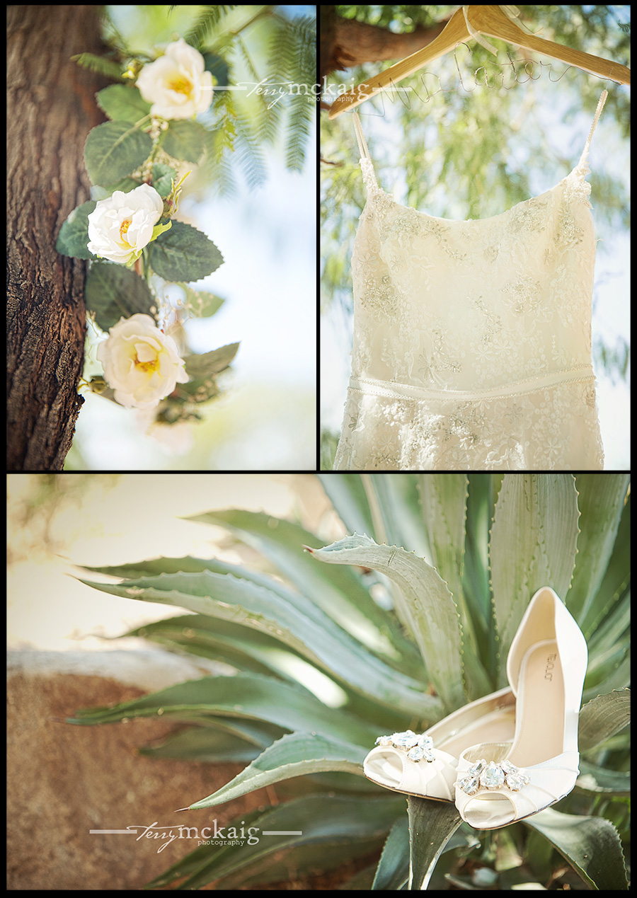 desert wedding bridal Terry McKaig Photography