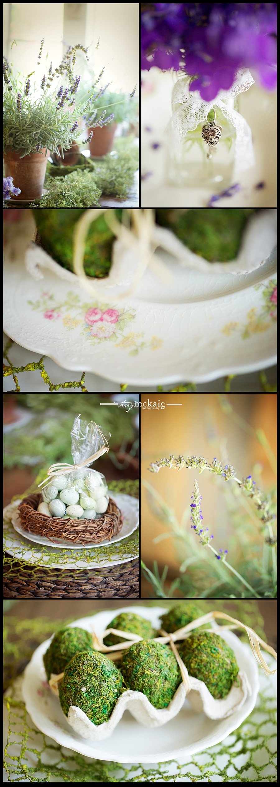 Easter Decor Terry McKaig Photography